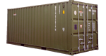 High Cubes, standard ISO shipping containers for sale or hire