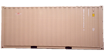 40' Dry Vans - Standard ISO Shipping Containers